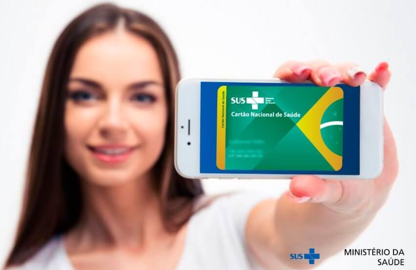 Cartão SUS Digital: Aplicativo DigiSUS