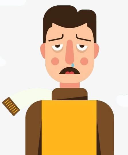 sintomas mais comuns da gripe