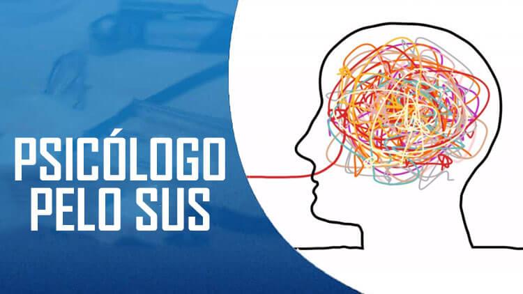Psicologo pelo SUS
