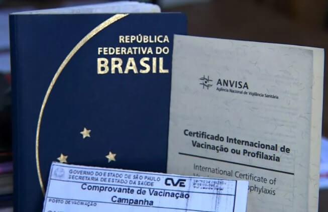 Certificado Internacional de Vacinação ou Profilaxia (CIVP)