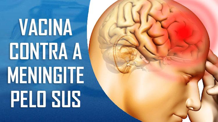 Vacina meningite SUS